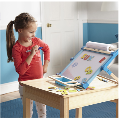 MELISSA AND DOUG MAGNETIC TABLETOP EASEL