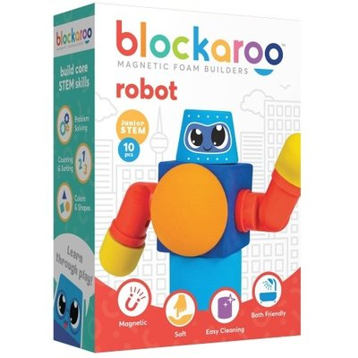 BLOCKAROO BLOCKAROO MAGNETIC FOAM BLOCKS