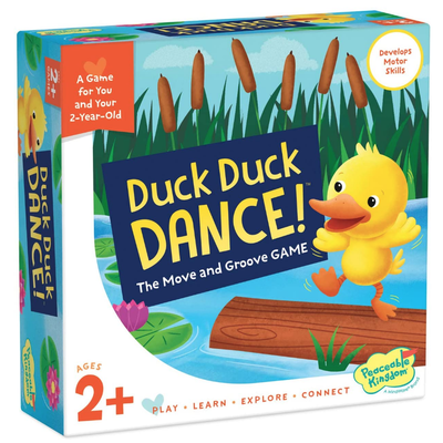 PEACEABLE KINGDOM DUCK DUCK DANCE GAME