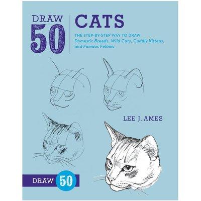 RANDOM HOUSE DRAW 50 CATS