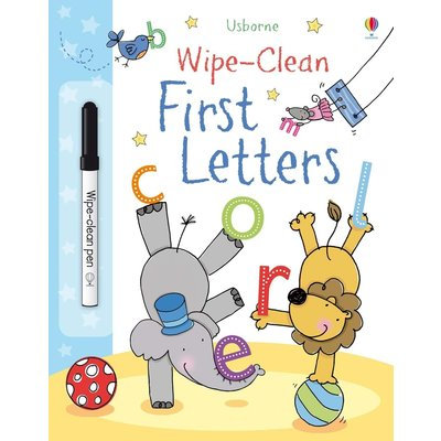 EDC PUBLISHING WIPE CLEAN LEARNING BOOK