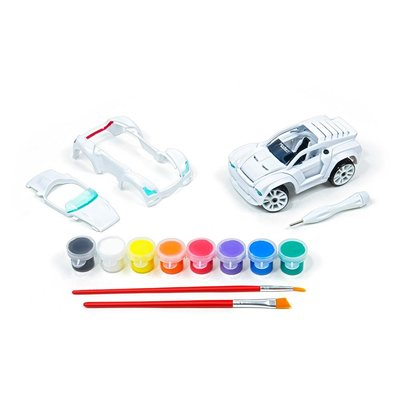 MODARI MODARI PAINT YOUR CAR KIT