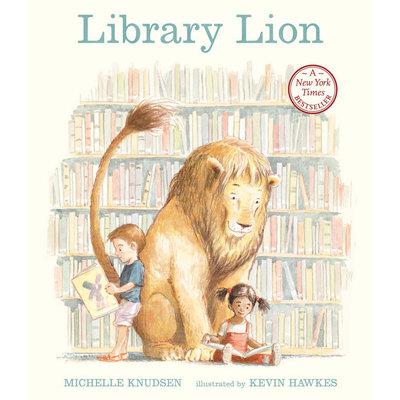 PENGUIN RANDOM HOUSE LIBRARY LION