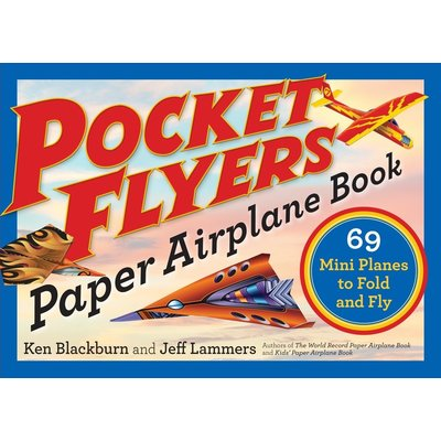 WORKMAN PUBLISHING POCKET FLYERS AIRPLANES