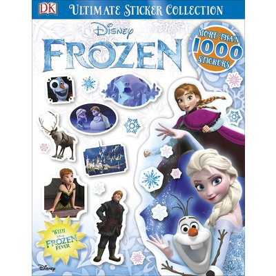 DK PUBLISHING FROZEN ULTIMATE STICKER COLLECTION