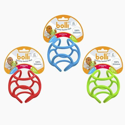 HOG WILD BOLLI STRETCHY TEETHER BALL