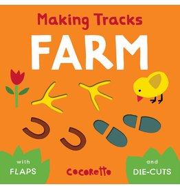 CHILDS PLAY MAKING TRACKS: FARM
