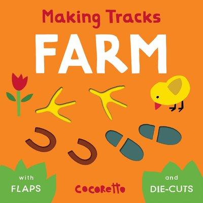 CHILDS PLAY MAKING TRACKS: FARM BB COCORETTO