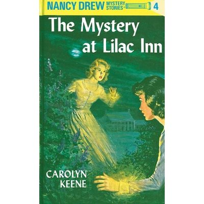 PENGUIN NANCY DREW 4 MYSTERY AT LILAC LANE HB KEENE
