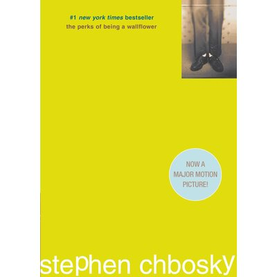 SIMON AND SCHUSTER PERKS OF BEING A WALLFLOWER PB CHBOSKY