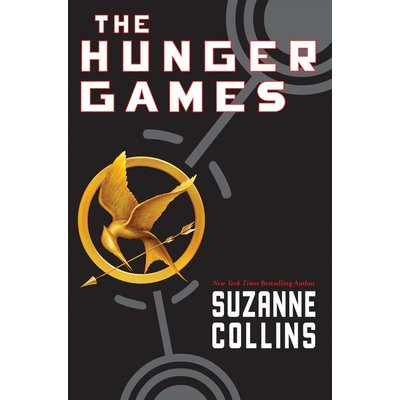 SCHOLASTIC HUNGER GAMES PB COLLINS
