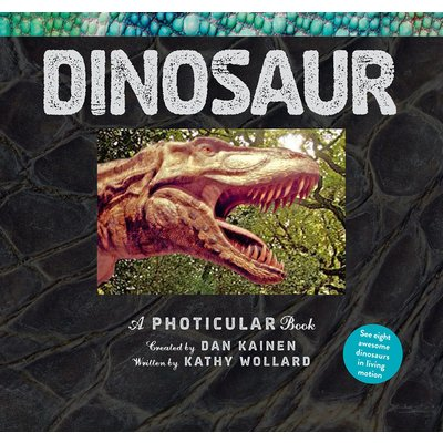 WORKMAN PUBLISHING DINOSAUR PHOTICULAR HB KAINEN