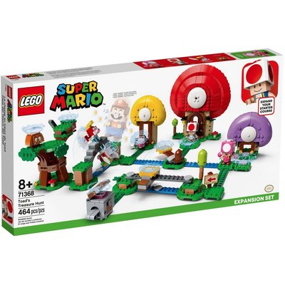 LEGO TOAD'S TREASURE HUNT EXPANSION SET