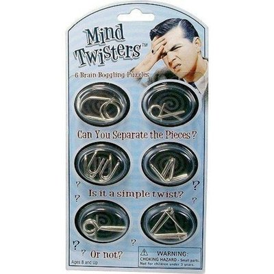 MIND TWISTER PUZZLES
