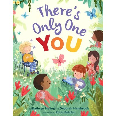 STERLING PUBLISHING THERE'S ONLY ONE YOU HB HELING