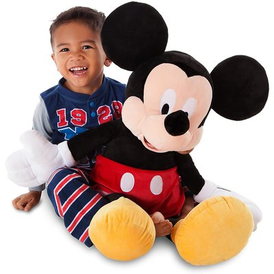 "UPD, INC MICKEY 25"" PLUSH"