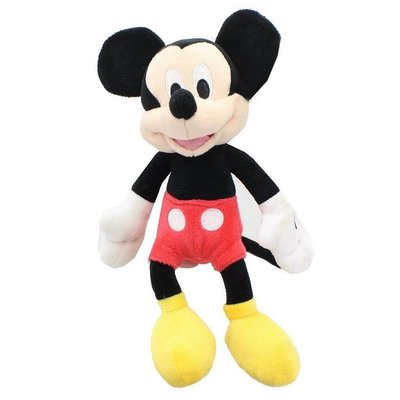 "UPD, INC MICKEY 11"" BEAN BAG"