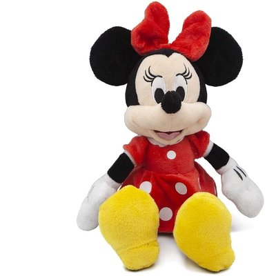 "UPD, INC MINNIE 11"" BEAN BAG**"