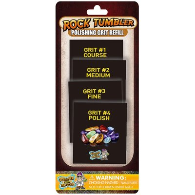 NATIONAL GEOGRAPHIC KIDS POLISHING GRIT REFILL