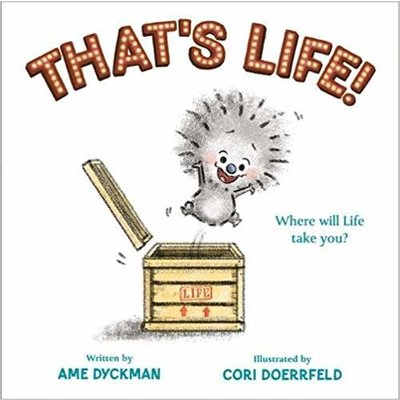 LITTLE BROWN BOOKS THAT'S LIFE HB DYCKMAN