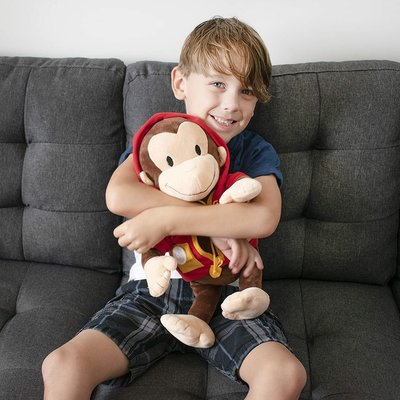 KIDS PREFERRED CURIOUS GEORGE LEARN TO DRESS