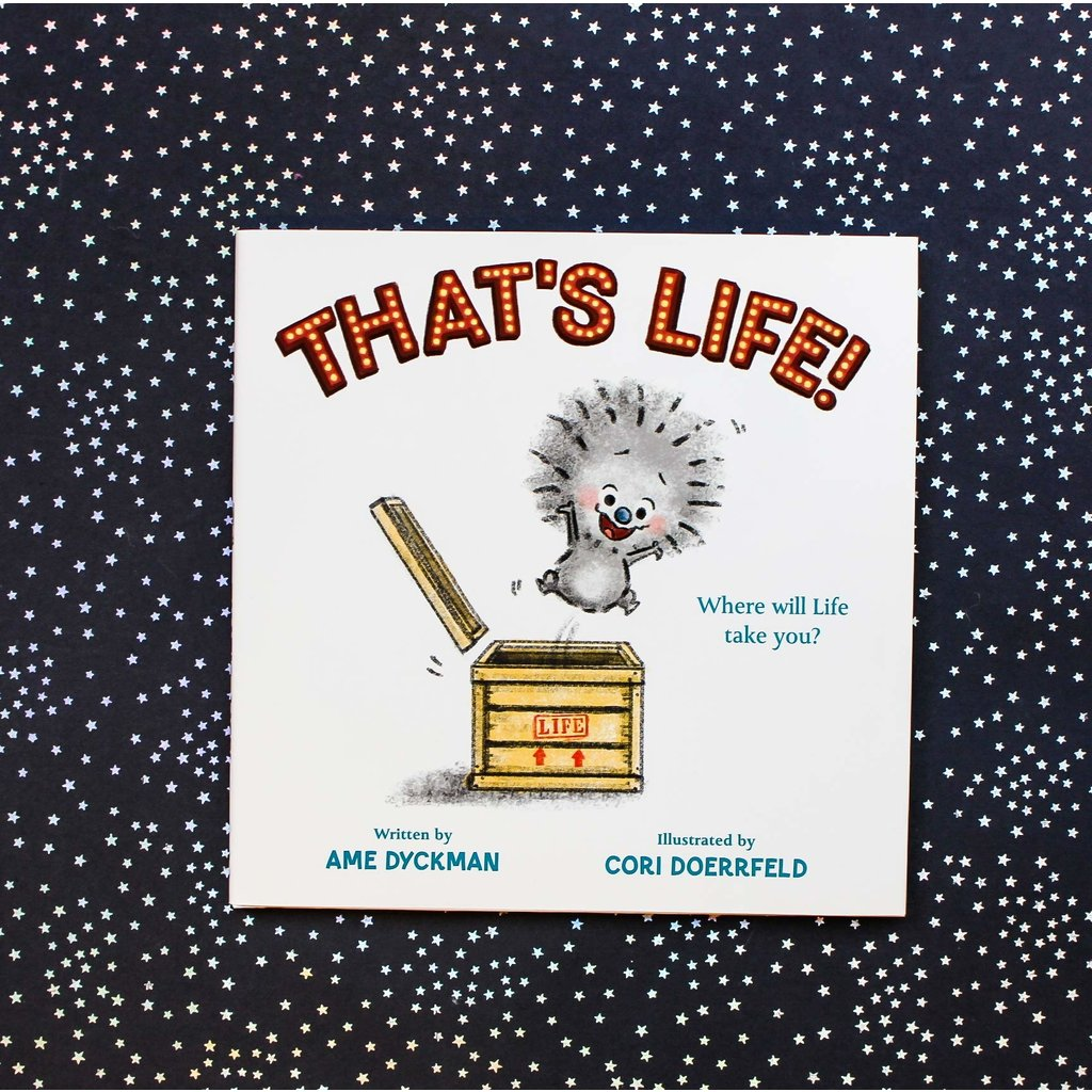 LITTLE BROWN BOOKS THAT'S LIFE!