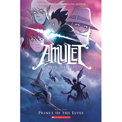 SCHOLASTIC AMULET: PRINCE OF THE ELVES