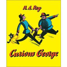 HOUGHTON MIFFLIN CURIOUS GEORGE PB REY