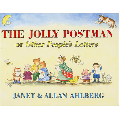 HACHETTE BOOK GROUP JOLLY POSTMAN HB AHLBERG