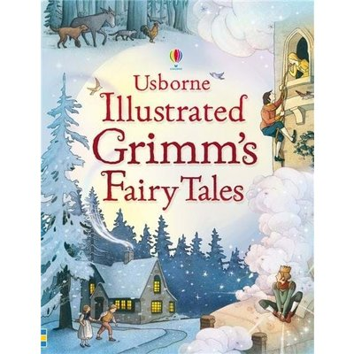 EDC PUBLISHING ILLUSTRATED GRIMMS FAIRY TALES HB USBORNE