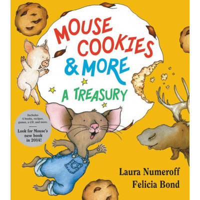 HARPERCOLLINS PUBLISHING MOUSE COOKIES & MORE: A TREASURY