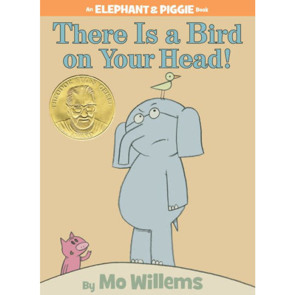 HACHETTE BOOK GROUP EL & PIG THERE IS A BIRD ON YOUR HEAD HB WILLEMS