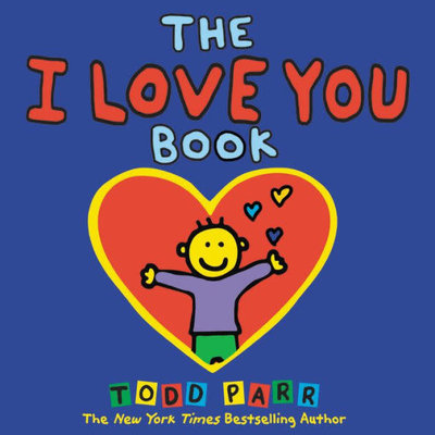 HACHETTE BOOK GROUP THE I LOVE YOU BOOK