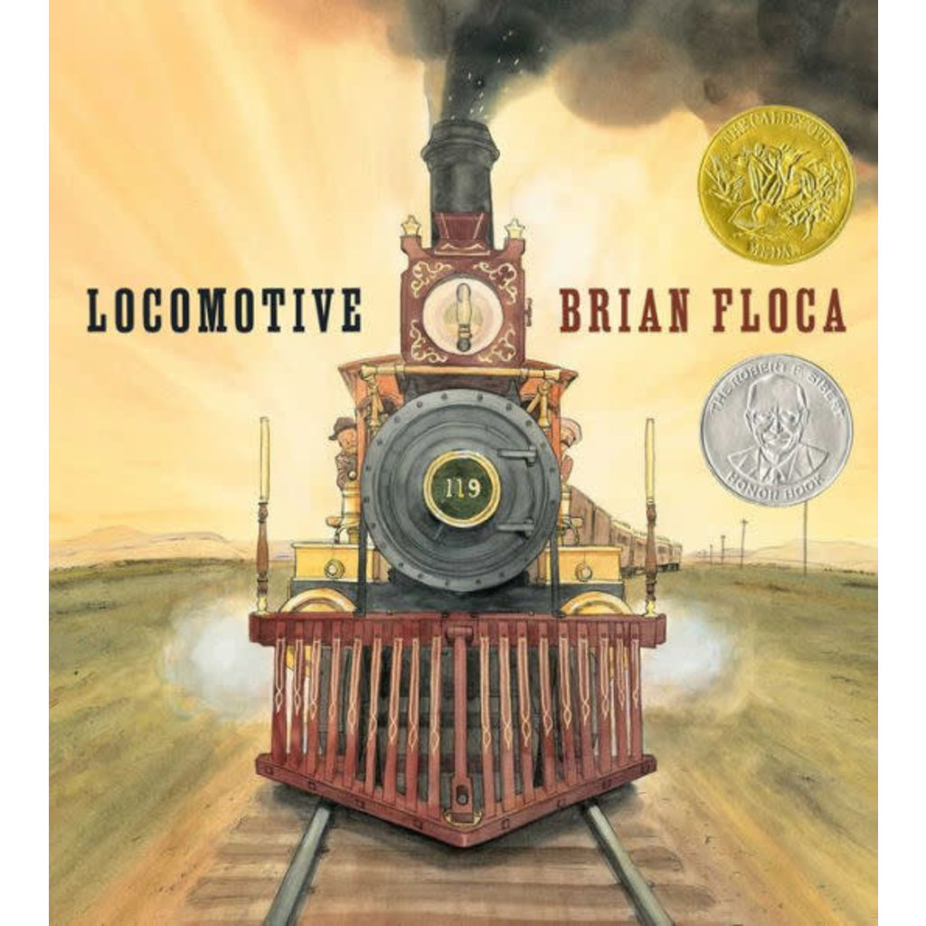 SIMON AND SCHUSTER LOCOMOTIVE HB FLOCA