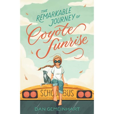 SQUARE FISH REMARKABLE JOURNEY OF COYOTE SUNRISE PB GEMEINHART