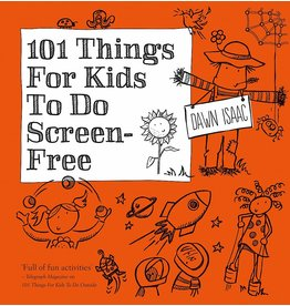 KYLE BOOKS 101 THINGS FOR KIDS TO DO SCREEN FREE