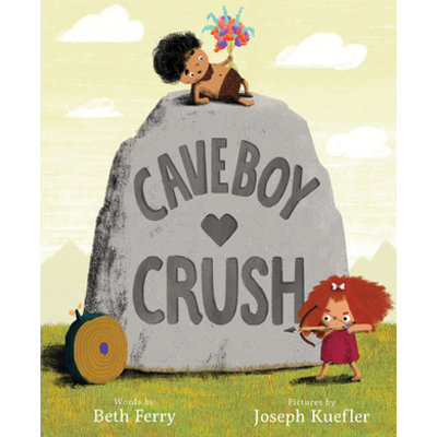 ABRAMS BOOKS CAVEBOY CRUSH