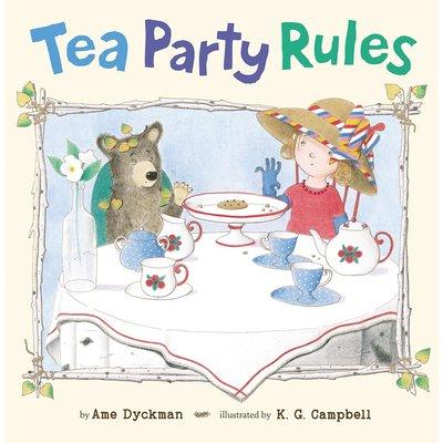 PENGUIN TEA PARTY RULES