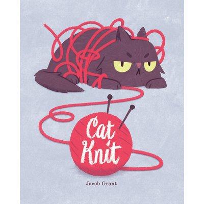 MACMILLIAN CAT KNIT HB GRANT