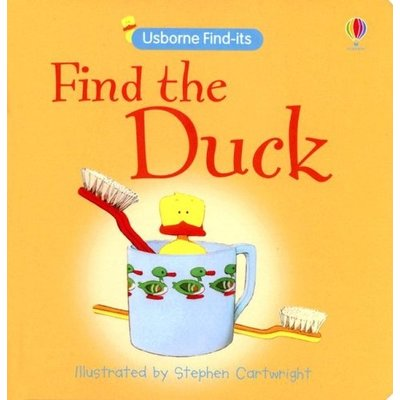 EDC PUBLISHING FIND THE DUCK