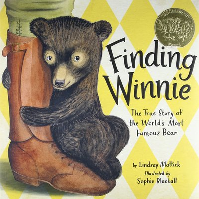 HACHETTE BOOK GROUP FINDING WINNIE TRUE STORY HB MATTICK