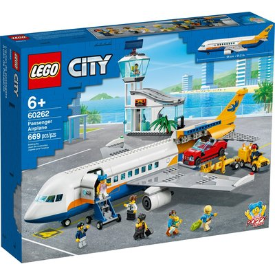 LEGO PASSENGER AIRPLANE