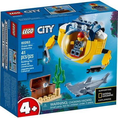 LEGO OCEAN MINI-SUBMARINE