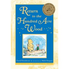 PENGUIN WINNIE THE POOH 5 RETURN TO HUNDRED ACRE WOODS HB MILE