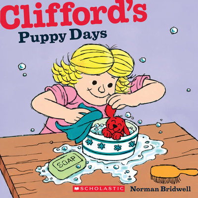 SCHOLASTIC CLIFFORD'S PUPPY DAYS PB BRIDWELL