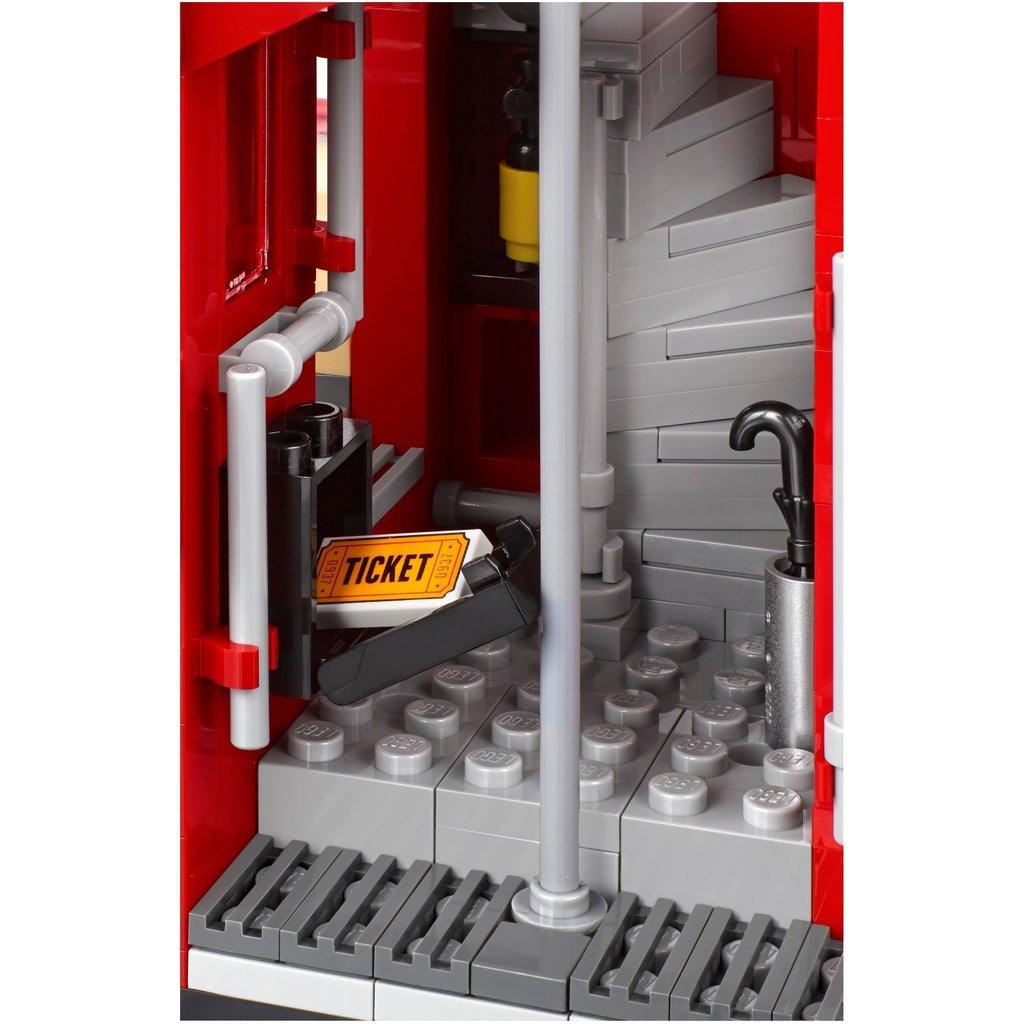 LEGO LONDON BUS