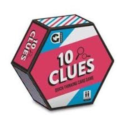 GINGER FOX 10 CLUES