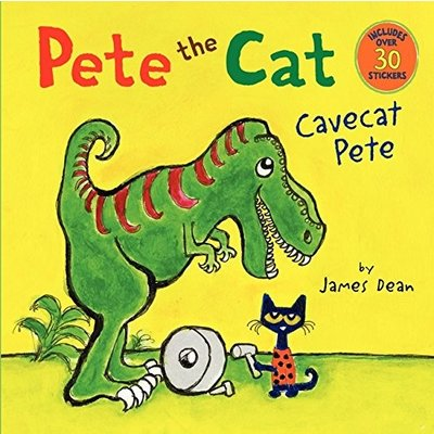HARPERCOLLINS PUBLISHING PETE THE CAT: CAVECAT PETE