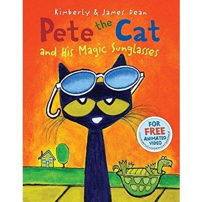 HARPERCOLLINS PUBLISHING PETE THE CAT AND HIS MAGIC SUNGLASSES