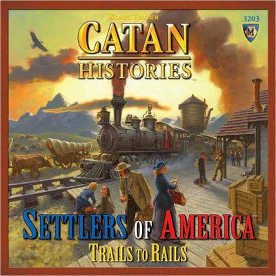 ASMODEE CATAN HISTORIES SETTLERS OF AMERICA